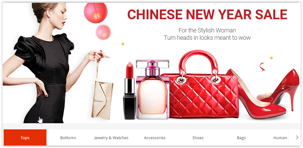 Haine si aceesorii dama din China