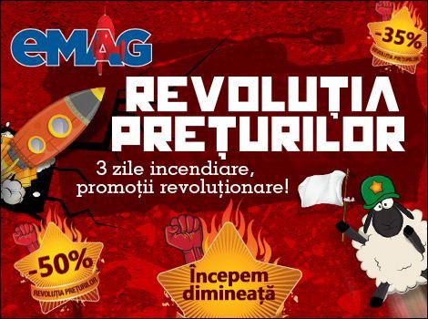 Revolutia preturilor eMAG aduce haine cu pret redus in ianuarie