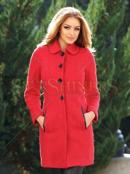 Palton Warmish Mode Red