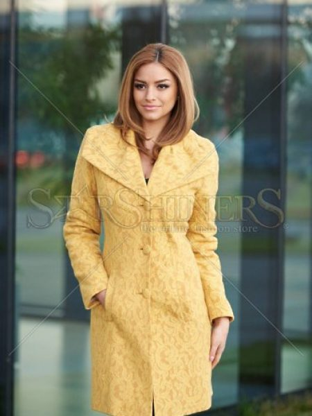 Palton LaDonna Elegant Look Gold