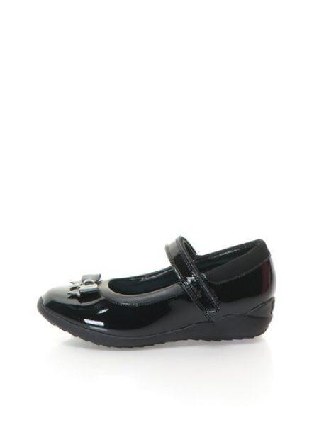 Pantofi Mary Jane negri lacuiti Ting Fever