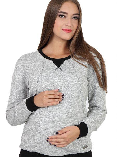 """Bluza sport pentru gravide """"Elfi"""""""