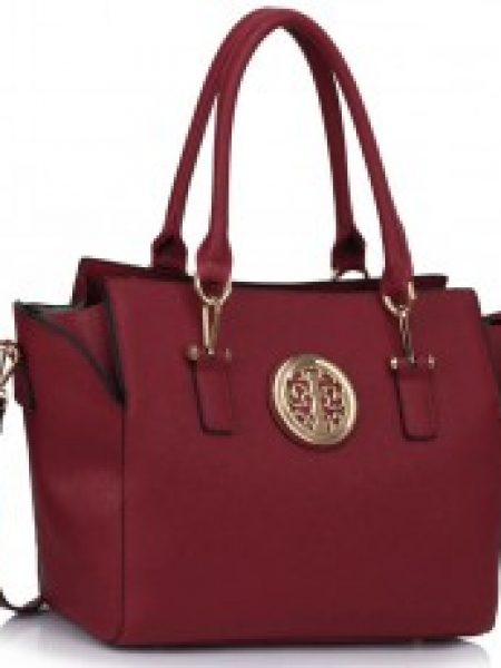 Geanta Burgundy Fancy