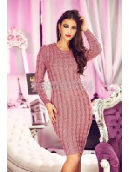 Rochie Eleganta Purple Sensitive