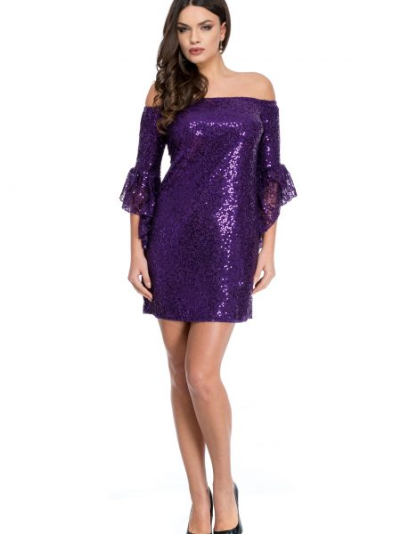 Rochie Amely Violet