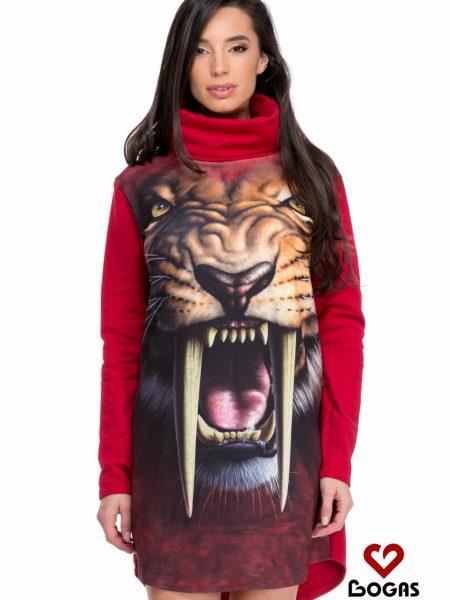 Rochie de Zi Tiger