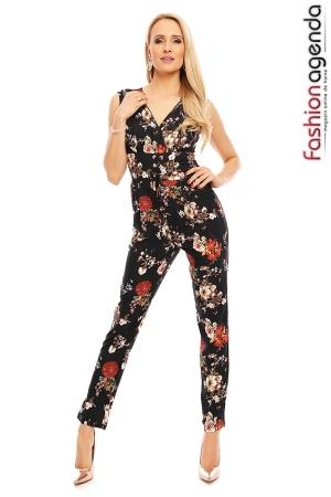 Salopeta Floral Vogue