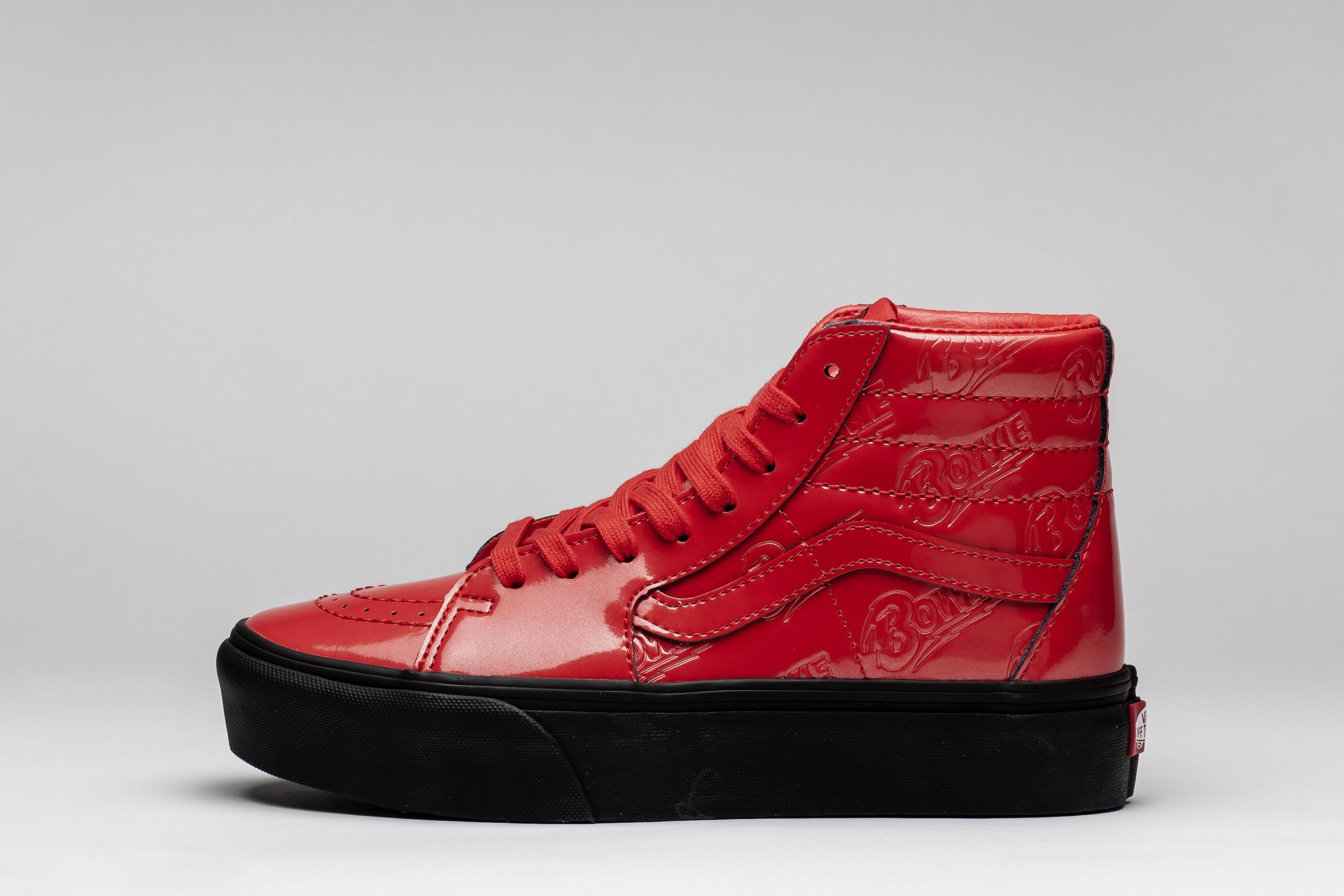 Sneakers Femei Sk8-Hi Platform 2 David Bowie