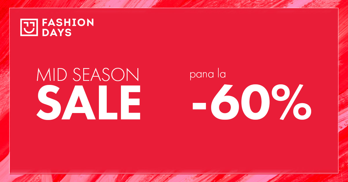 MID Season Sale pe Fashion Days