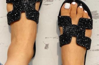 Sandale Yasmyna Negre