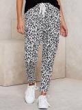 Pantaloni Skinny Casual Ramita Albi
