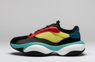 Sneakers Barbati Alteration Kurve