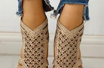 Sandale Peri Bej