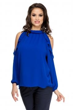 Bluza Tianna Albastra
