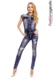 Salopeta din Jeans Premiere 02