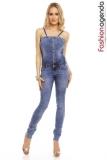 Salopeta din Jeans Premiere 07