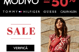 Reduceri haine Modivo 50% Sale