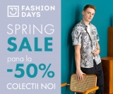 -50% Spring Sale Fashion Days