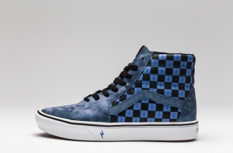 Sneakers Barbati X Harry Potter Comfycush Sk8-Hi